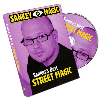 Sankey's Best Street Magic - DVD