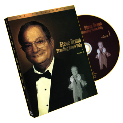 Standing Room Only : Volume 1 by Steve Draun - DVD