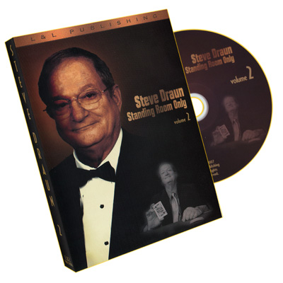 Standing Room Only : Volume 2  by Steve Draun - DVD