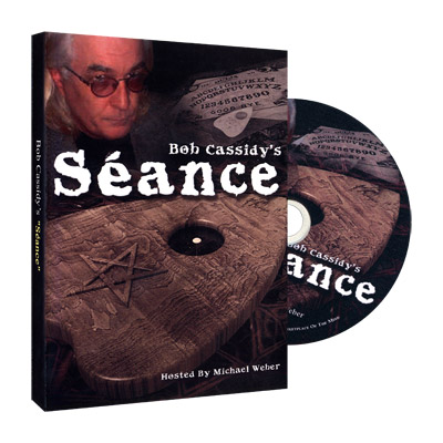 Seance CD by  Bob Cassidy - DVD