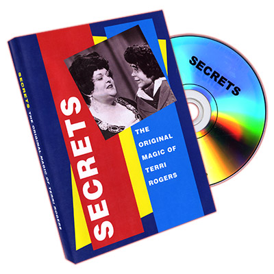 Secrets : The Original Magic of Terri Rogers - DVD