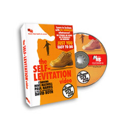 Self Levitation, DVD
