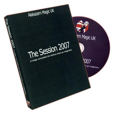 The Session 2007 - Alakazam