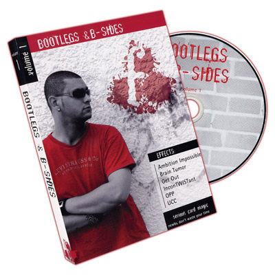 Bootlegs And B-Sides - Volume 1 by Sean Fields - DVD