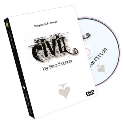 Civil (Coin In Very Intriguing Location) - Sam Fitton