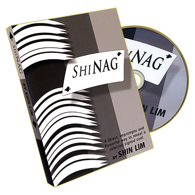 Shinag by Shin Lim - DVD