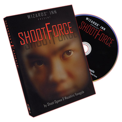 Shoot Force by Shoot Ogawa - DVD