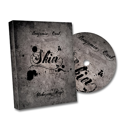 Skin by Benjamin Earl And Alakazam - DVD