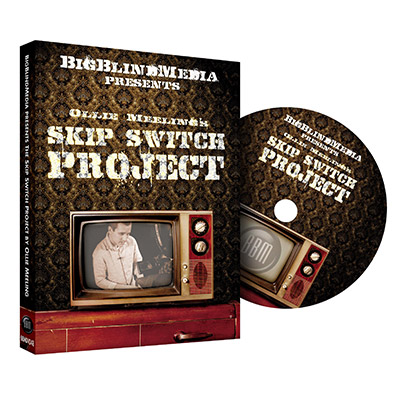 The Skip Switch by Ollie Mealing & Big Blind Media - DVD