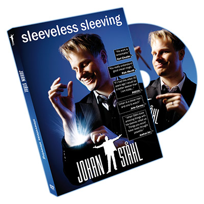 Sleeveless Sleeving by Johan Stahl - DVD