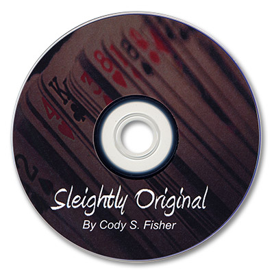 Sleightly Original by Cody Fisher - DVD