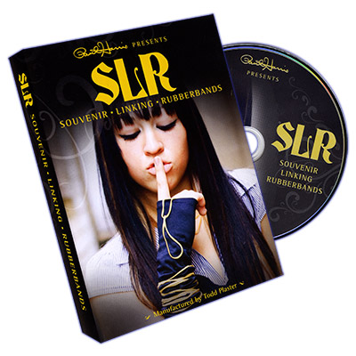 Paul Harris Presents SLR Souvenir Linking Rubber Bands (DVD, Slim bands) by Paul Harris - DVD