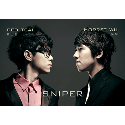 Magic Soul Presents Sniper by Red Tsai & Horret Wu - DVD