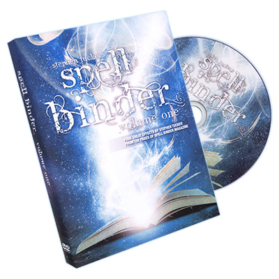 Spell Binder: Vol One - Stephen Tucker - DVD