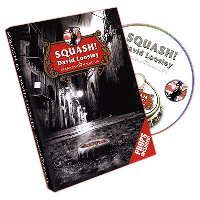 Squash by David Loosley and Alakazam - DVD