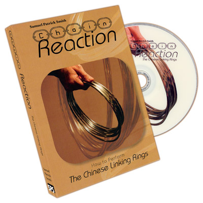 Chain Reaction by Samuel Patrick Smith - DVD