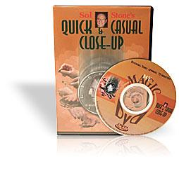 Sol Stone Quick & Casual, DVD