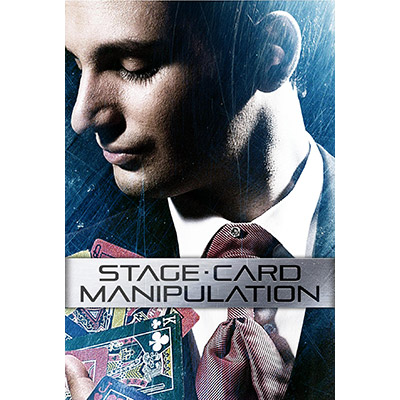 Stage Card Manipulation by Eduardo Galeano - DVD