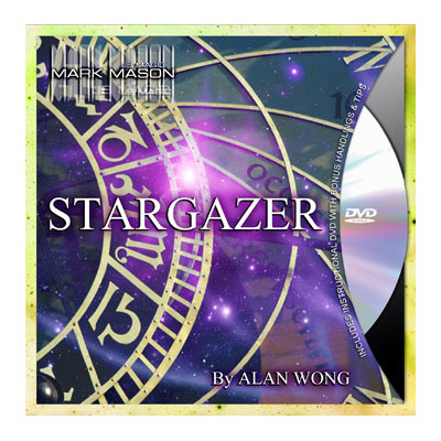 Stargazer by Alan Wong  and JB Magic - DVD