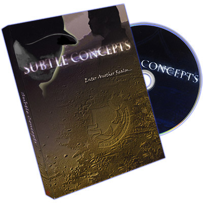 Subtle Concepts by Richard Hucko and Jo Sevau - DVD