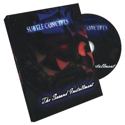 Subtle Concepts 2 DVD
