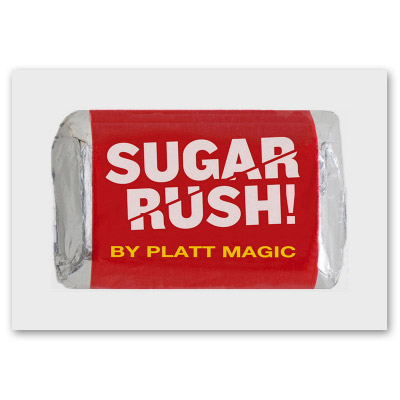 Sugar Rush (Gimmicks and DVD) by Brian Platt - DVD