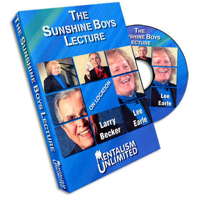 The Sunshine Boys Lecture by Larry Becker and Lee Earle - DVD