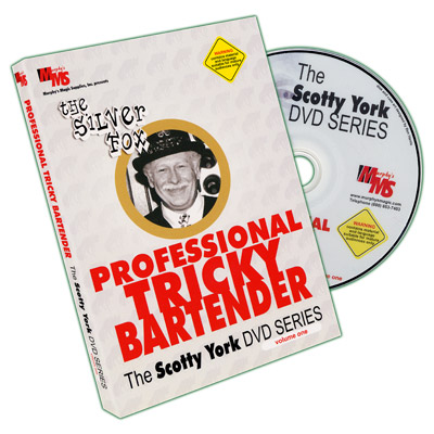 Scotty York Vol.1 - Professional Trick Bartender - DVD