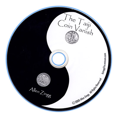The Taiji Coin Vanish & Other Mysteries - Allen Zingg