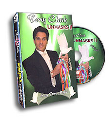 Unmasks II Tony Clark- #2, DVD