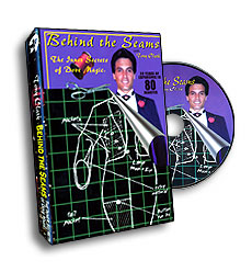 Behind the Seams Tony Clark, DVD