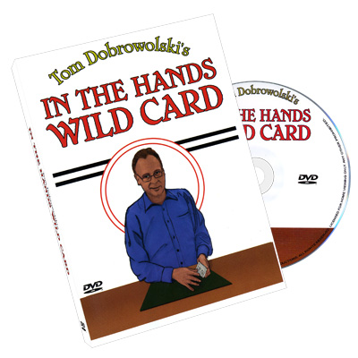 In the Hands Wild Card - Tom Dobrowolski, DVD