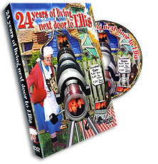 24 Years of Living Next Door to Ellis Tim Ellis, DVD
