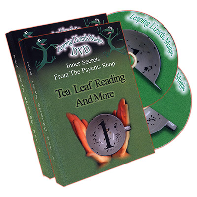 Tea Leaf Reading and More (2 DVD Set) - DVD