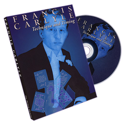 Techniques and Timing CD-Rom by Francis Carlyle - DVD