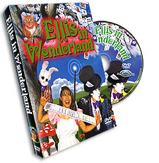 Ellis in Wonderland Tim Ellis & Sue Anne Webster, DVD