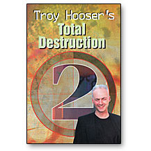 Total Destruction Vol 2 by Troy Hooser - DVD