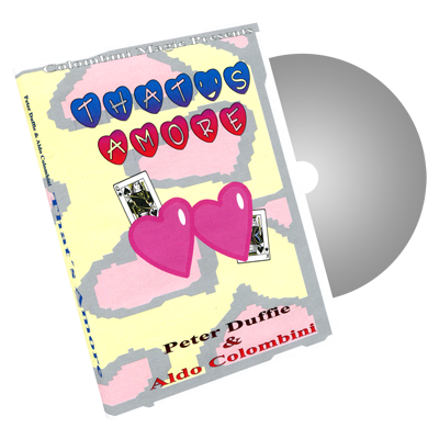 That's Amore by Wild-Colombini Magic - DVD