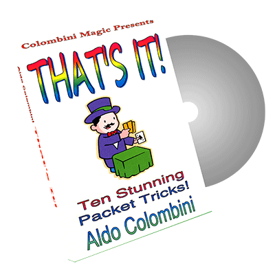 That's It by Wild-Colombini - DVD