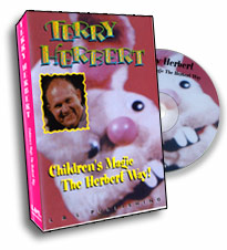 Terry Herbert Children's Magic, DVD