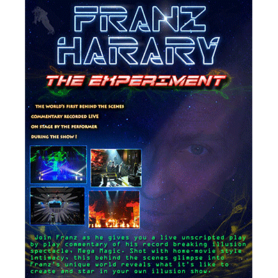 The Experiment Behind the Scenes - Franz Harary - DVD