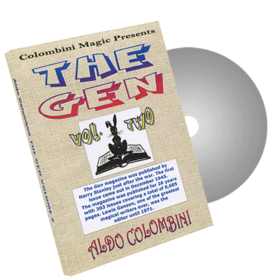 The Gen Vol.2 by Wild-Colombini Magic - DVD