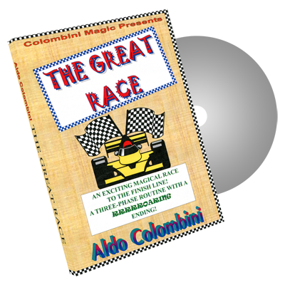 The Great Race by Wild-Colombini Magic - DVD