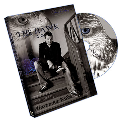 Paul Harris Presents The Hawk 2.0 (With Gimmicks) by Alexander Kolle - DVD