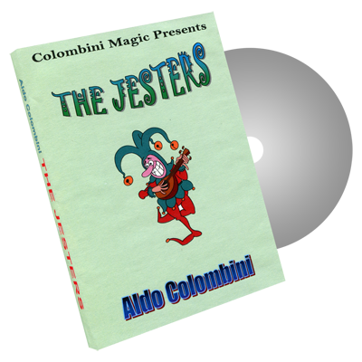 The Jesters by Wild-Colombini Magic - DVD