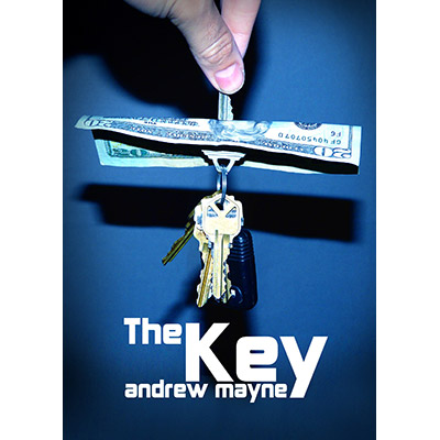 The Key (Gimmick and DVD) by Andrew Mayne - DVD