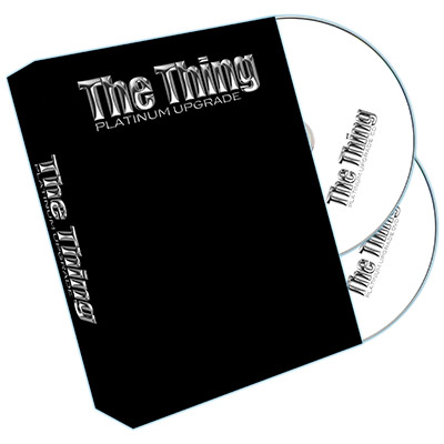 The Thing Platinum - Upgrade Kit (requires original The Thing) by Bill Abbott - Trick