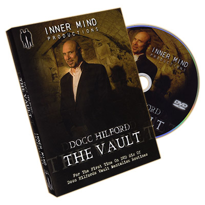 The Vault by Docc Hilford and Inner Mind Productions