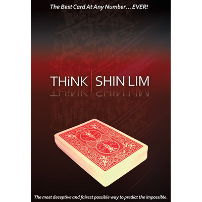 Think by Shin Lim - DVD