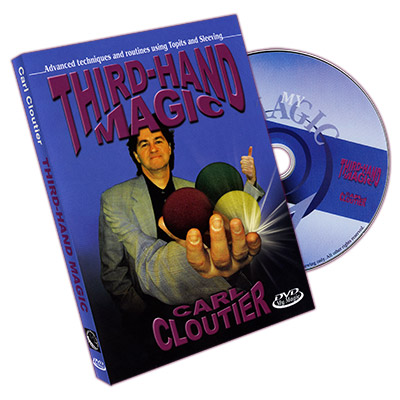 Third Hand Magic by Carl Cloutier - DVD